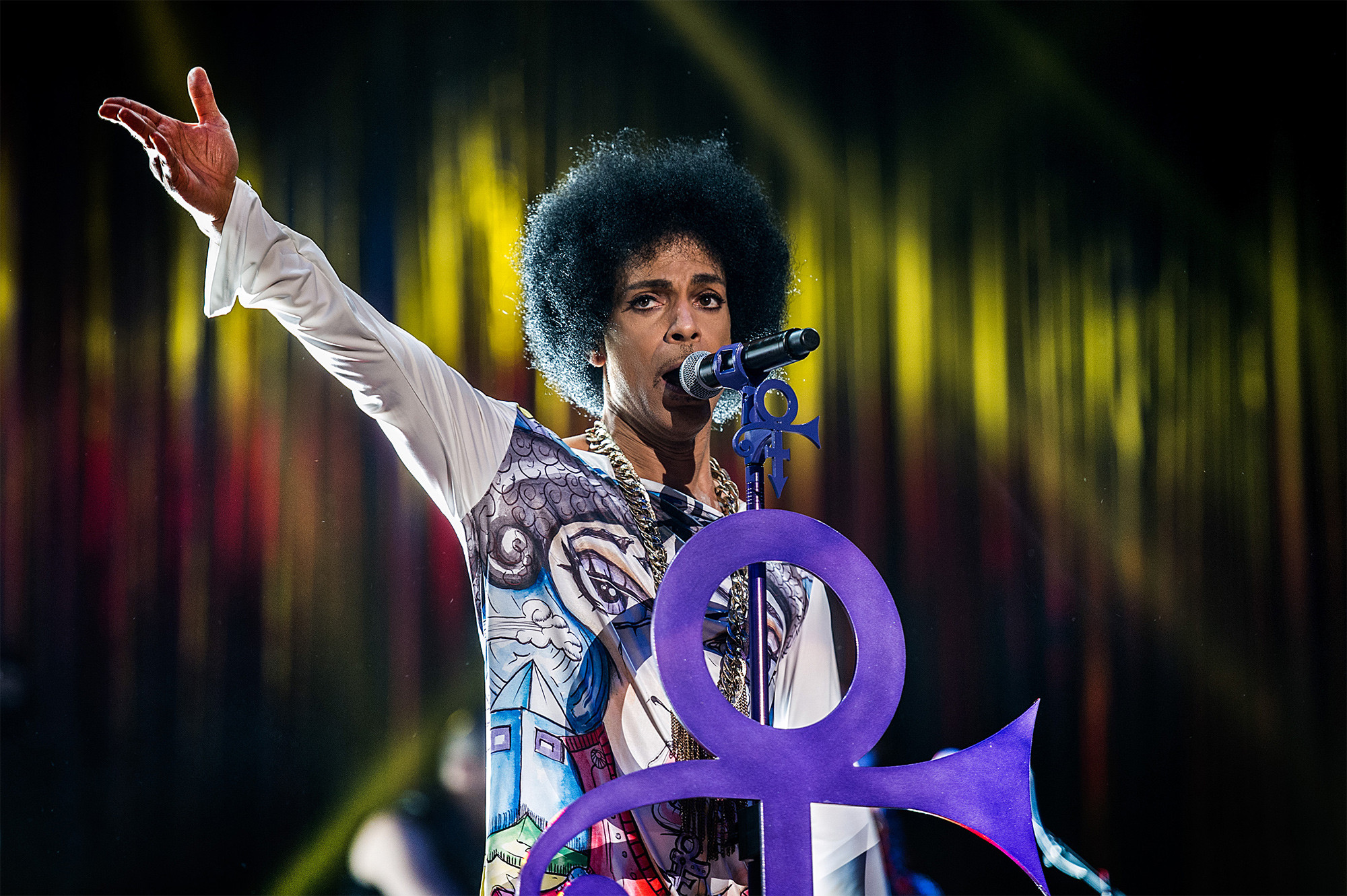 Prince in 2014: a story of huge talent, random success and unfulfilled expectations 1