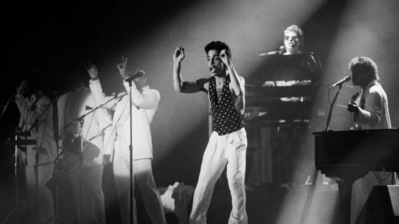 Parade Tour Stockholm 1986 2
