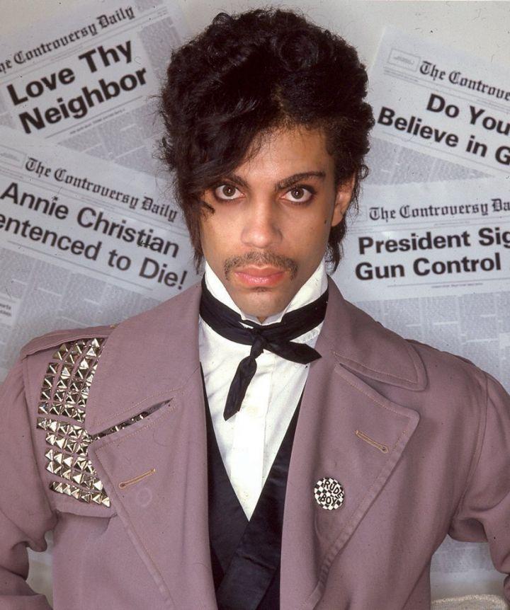 'Annie Christian': When Prince Got Weird 1