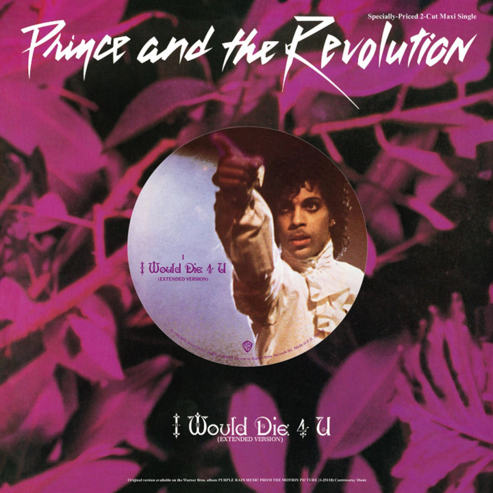 Purple Rain's 4th Best Song • Housequake